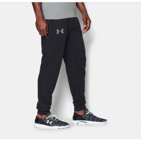 Pantalon de jogging Under Armour Rival Cotton - Noir