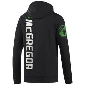 Sweatshirt à capuche UFC Fight Night Mc Gregor Walkout - Noir