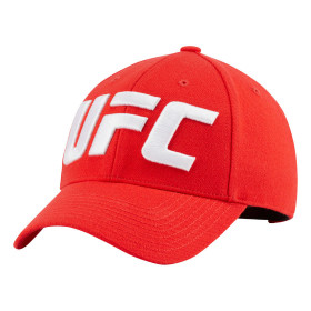 Casquette baseball Reebok UFC - Rouge