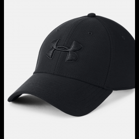 Casquette Blitzing 3.0 Under Armour - Noir/Noir