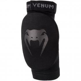 Venum Kontact Elbow Pads-Black/Black