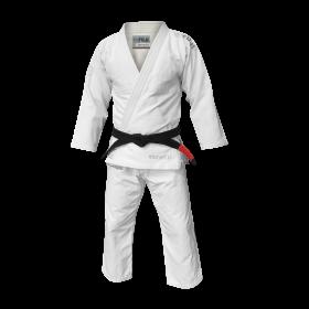 Kimono de JJB Fuji Sports Elemental - Blanc