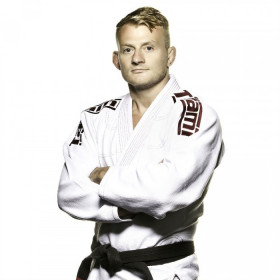 Kimono Jiu-Jitsu Tatami FW Estilo Leve Ultralight - Blanc