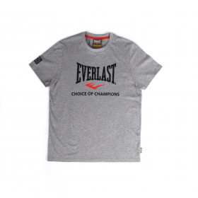 T-shirt Logo Sports Everlast - Gris