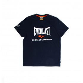 T-shirt Logo Sports Everlast - Bleu Marine