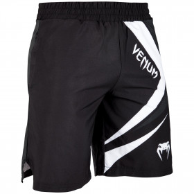 Venum Contender 4.0 Fitness Shorts - Black/Grey-White
