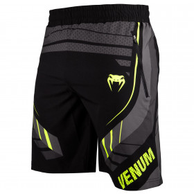 Venum Technical 2.0 Fitness Shorts - Black/Yellow