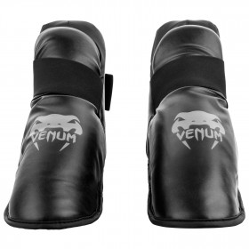 Venum Challenger Foot Gear - Black/Grey