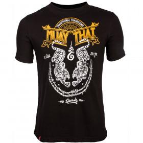 T-shirt 8 WEAPONS Sak Yant Tigers Muay thai