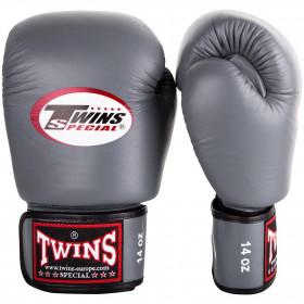 Gants de boxe Twins - Gris