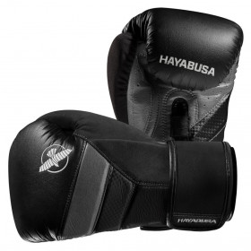 Hayabusa T3 Boxing Gloves - Black/Grey