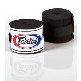 Bandes de Boxe Fairtex - Noir
