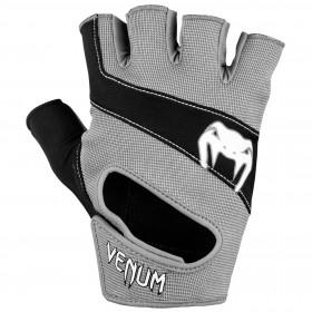 Venum Hyperlift Training Gloves - Black/Grey