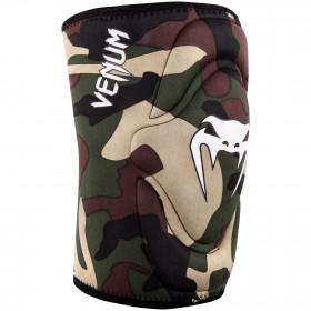 Venum Kontact Knee Pad - Forest Camo