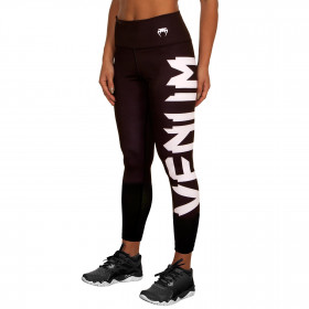 Venum Giant Leggings - Black/White - For Women