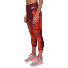 Venum Dune Leggings Crops - Orange