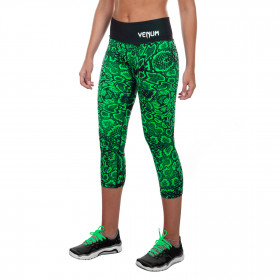 Venum Fusion Leggings - Green