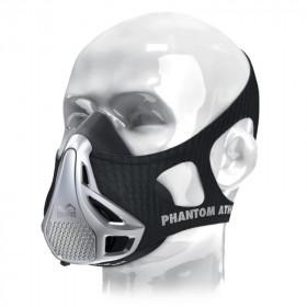 Masque d'entrainement Phantom - argent