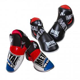 Protège-pieds Full léger Compétition Métal Boxe
