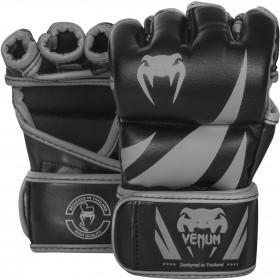 Venum Challenger MMA Gloves - Black/Grey