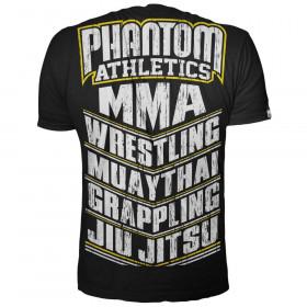 T-shirt Phantom MMA Sports