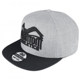 Casquette Phantom Athletics Team - Gris/Noir