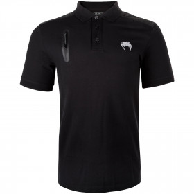 Venum Laser Polo - Black
