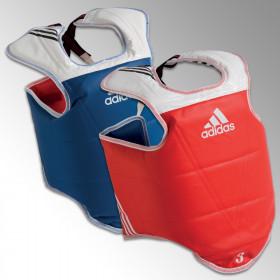 Plastron Adidas d'Entraînement et de Compétition réversible