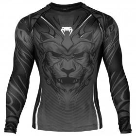 Venum Bloody Roar Rashguard - Long Sleeves - Grey