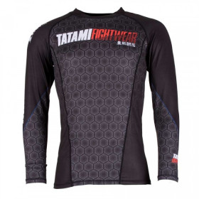 Rashguard Tatami Fightwear Essentials Hexagon