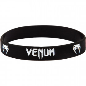 Venum Rubber Band - Black/White