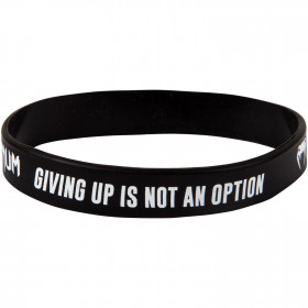 Venum Rubber Band - Giving up - Black