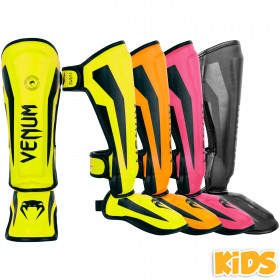 Venum Elite Shinguards Kids - Exclusive