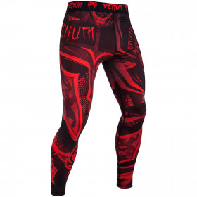 Venum Gladiator 3.0 Spats - Black/Red