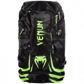 Venum Challenger Xtrem Backpack - Black/Neo Yellow