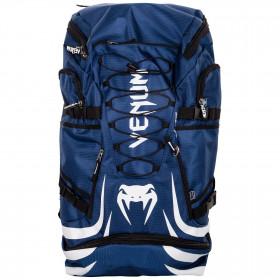 Venum Challenger Xtrem Backpack - Navy Blue/White
