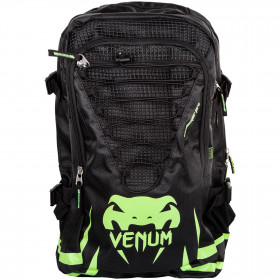 Venum Challenger Pro Backpack - Black/Neo Yellow