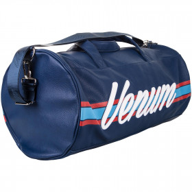 Venum Cutbag Sport Bag - Dark blue/Red
