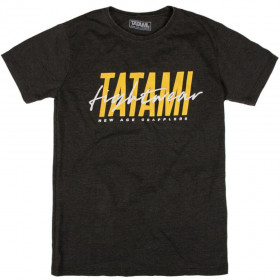 T-Shirt Tatami New Age Grapplers - Noir