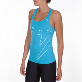 Venum Assault Tank Top - Blue