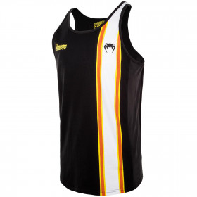 Venum Cutback Tank Top - Black/Yellow
