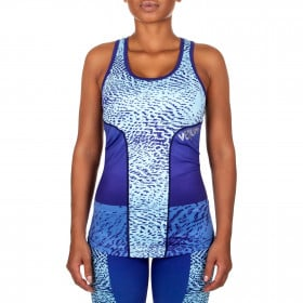 Venum Dune Tank Top - Dark Purple/Light Latigo Bay