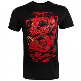 Venum Dragon's Flight T-shirt - Black/Red