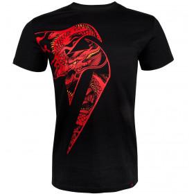 Venum Giant x Dragon T-shirt - Black/Red