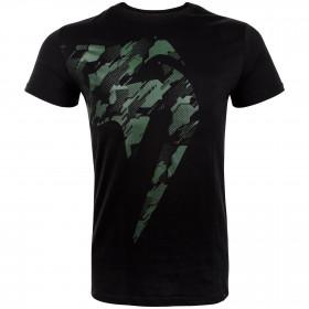 Venum Tecmo Giant T-shirt - Khaki/Black