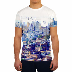 T-shirt Cidade Wicked One - Blanc