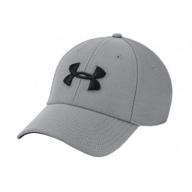 Casquette Blitzing 3.0 Under Armour - Gris