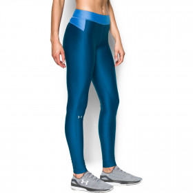 Leggings Femme Under Armour Heatgear® - Bleu