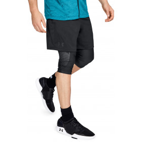 Short Under Armour MK1 - 18 cm - Noir