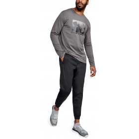 Pantalon de Jogging Under Armour Fleece - Noir